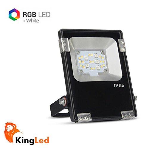 Mi-Light® FUTT05 Foco Proyector LED 10W RGB+CCT 2700K-6500K 220V ...