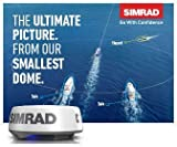 Simrad Halo 20+ Radar Dome - 36 NM 20-inch Pulse