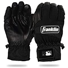 Perfect for coaches, umpires, players, and every day use, franklin's COLDMAX outdoors glove is guaranteed to keep hands warm in all cold weather conditions. Insulated COLDMAX technology features superior water-resistant, windproof, and cold w...