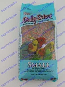 Pretty Bird International BPB79116 20-Pound Daily Select Premium Bird Food, Small, My Pet Supplies