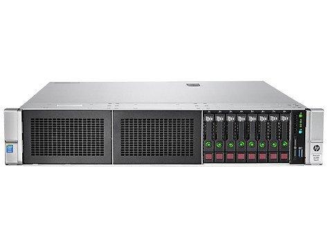 HP ProLiant DL380 G9 2U Rack Server - 2 x Intel Xeon E5-2690 v3 Dodeca-core (12 Core) 2.60 GHz 803861-B21