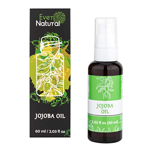 Revitalizing Oil Hair (Jojoba Oil 100% Pure Natural for Hair andSkin - Organic Jojoba Oil Cosmetics for Regenerating Antioxidant Treatment for All Type Skin Supports Hair Growth and Revitalizing)