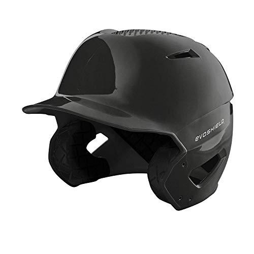 EvoShield XVT Batting Helmet, Black - L-XL