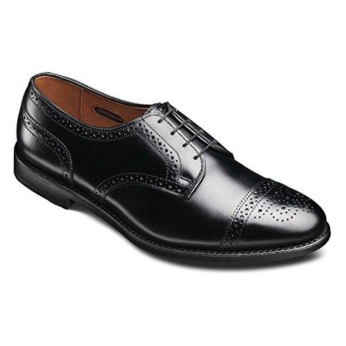 Allen Edmonds Men's Sanford  Oxford,Black,11.5 D US