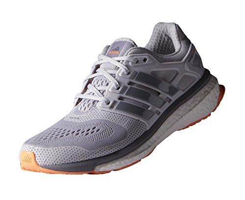 adidas B40903 - Zapatos para correr para mujer gris