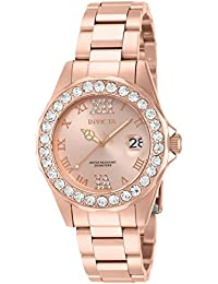 Women's 15253 Pro Diver Rose Gold Ion-Plated Stainless Steel Watch
