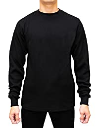 1279af247082 Men s Heavyweight Long Sleeve Thermal Crew Neck Top