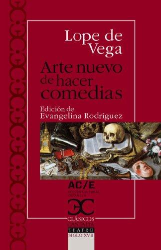 Arte nuevo de hacer comedias (Clásicos Castalia. C/C. nº 313)