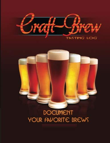Craft-Brew Tasting Log: Document Your Favorite Brews