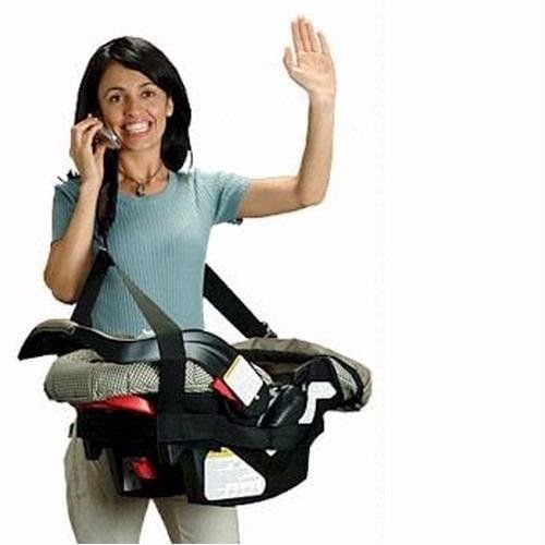 Amazon.com : Flying Falcon Infant Car Seat Carrier : Child Safety ...