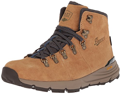 "Danner Women's Mountain 600 4.5""-W's Hiking Boot, Sand, 10 M US"