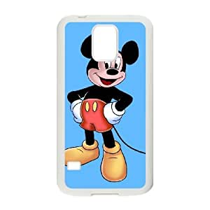 Samsung Galaxy S5 I9600 Phone Case Mickey Mouse Cell Phone Cases TYA470775