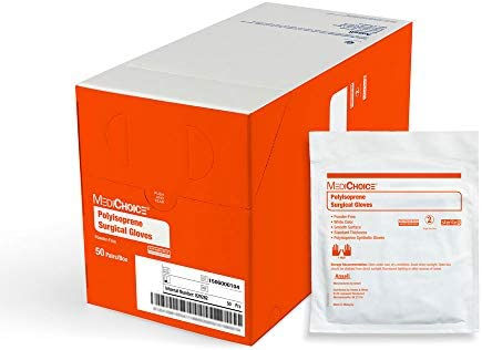 Amazon com: MediChoice Surgical Glove, Powder Free, Sterile