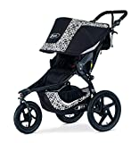BOB Revolution Flex 3.0 Jogging Stroller, Lunar Black