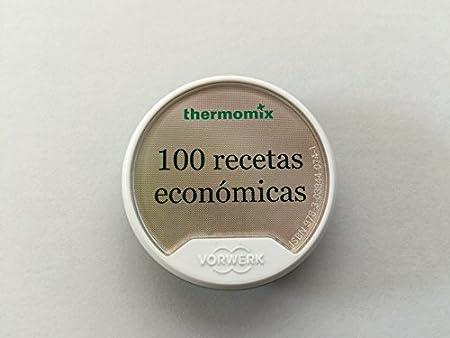 100 Recetas Económicas Libro Digital Original Vorwerk