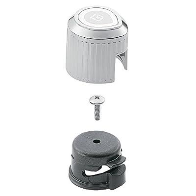 Moen 96790 Chateau Single-Handle Kitchen Faucet Lever Handle Assembly, Chrome