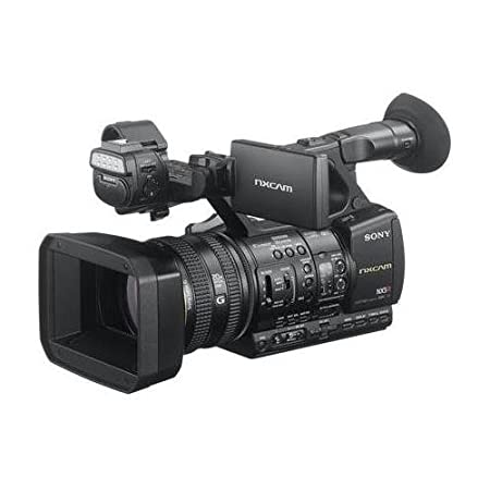 Sony HXR-NX5R NXCAM Professional Camcorder with Built-In LED Light Camcorders at amazon