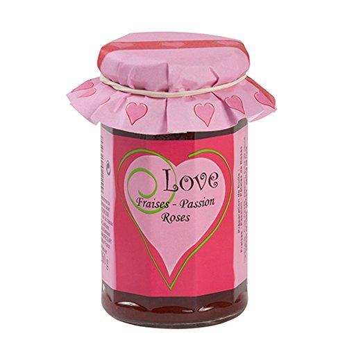 Andressy Love Jam - Passion Fruit, Strawberry & Rose