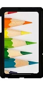 Funda para Asus / Google Nexus 7 (2012 Version) - Lápices De Colores Abstractos by Carsten Reisinger