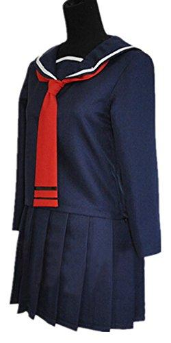 Onecos Inugami-san to Nekoyama-san Inugami Nekoyama Suzu Cosplay Costume