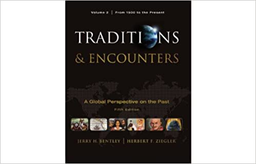 Amazon traditions encounters volume 2 from 1500 to the traditions encounters volume 2 from 1500 to the present 5th edition kindle edition fandeluxe Gallery