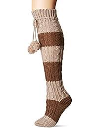 Women's 18'' Knee High Cable Socks