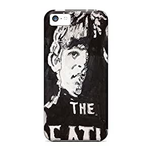 Protector Hard Phone Cases For Iphone 5c With Customized Stylish The Beatles Pattern ChristopherWalsh