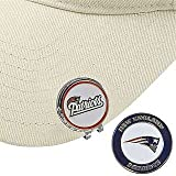 Hat Clip with Ball Marker NEW ENGLAND PATRIOTS