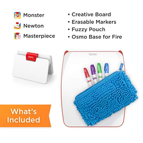 Osmo Creative Kit For Fire Tablet (Amazon Exclusive) by Osmo (Image #3)