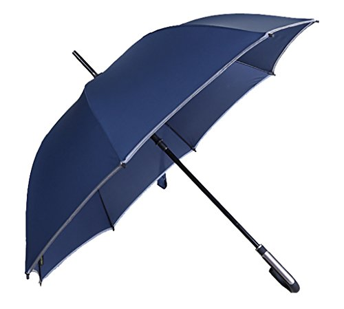 Generic Oversize Outdoor Golf Umbrella Size 62inch Color Blue by Generic