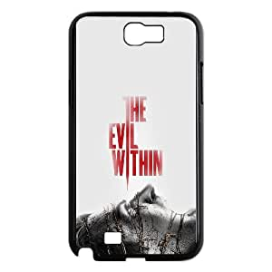 Samsung Galaxy N2 7100 Cell Phone Case Black ac18 devil within poster game art OJ411635