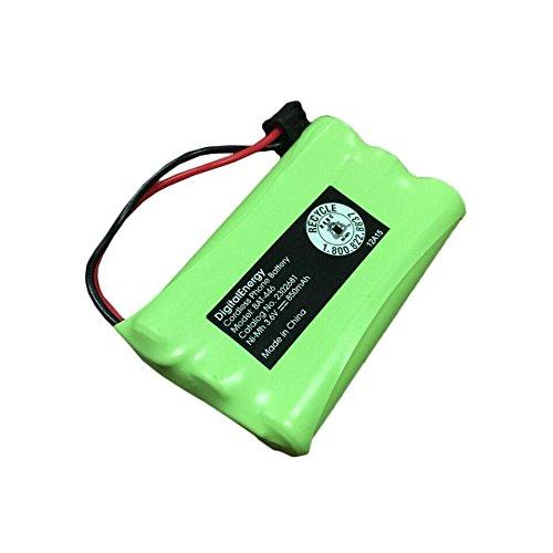 Digital Energy BAT-466 850mAh 3.6 Volts Cordless Phone Battery by Digital Energy
