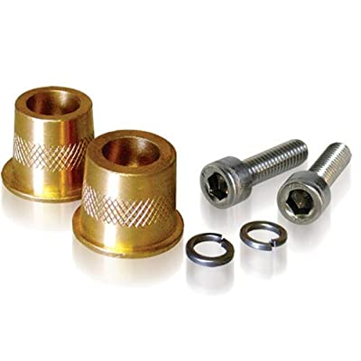 XS Power 580 Short Brass Post Adaptor (M6 Thread): Automotive