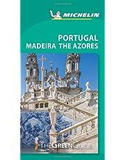Michelin Green Guide Portugal Madeira The Azores, 8e