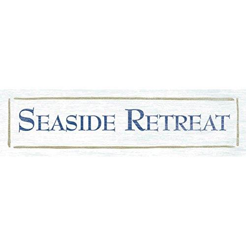 Retreat Wood Sign - Seaside Retreat 6