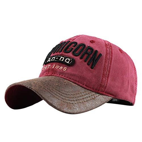 iLXHD Unisex Classic Polo Style Baseball Cap Campaign Embroidered Hat Baseball Bucket Trucker Cap