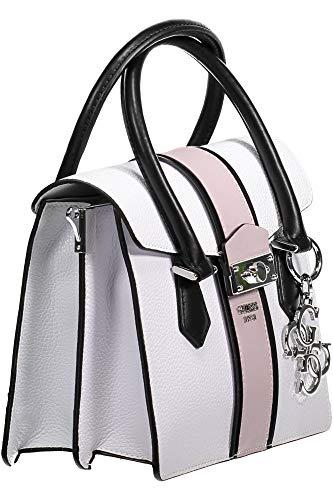 Vy717105 Multi Donna White Jeans Borsa Bianco Guess avw4qZOnA