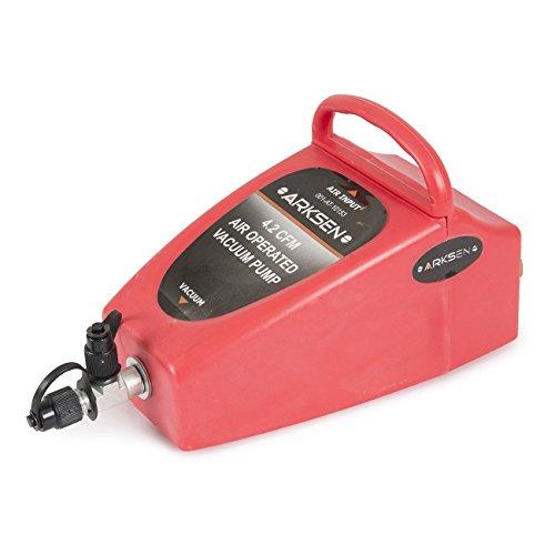 Arksen Air Operated Vacuum Pump R134a R22 R12 Ac