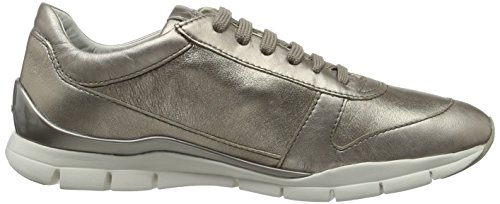 Geox D Sukie En Dame Sneakers Guld (champagnecb500) OpTuLY