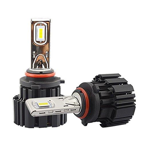PrimeLED XtremeBrite LED Headlight Bulbs 9006 (HB4) - 100w 13600Lm - 6K Cool White - 2 Yr Warranty -