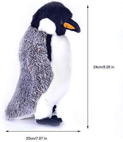Jouets En Peluche Pour Enfants Poupée Animale Factice Jouet En Peluche Pingouin Doux Et Confortable Pour Les Poupées D'Enfants À Placer Des Cadeaux Créatifs De Décoration