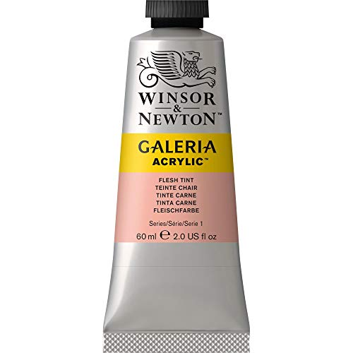 Winsor & Newton Galeria Acrylic Paint, 60ml Tube, Flesh Tint