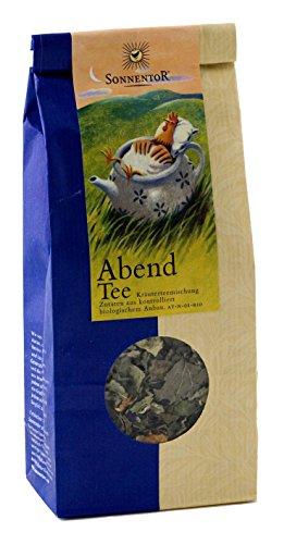 Sonnentor Organic Herbal Evening Tea Vegan 1.8oz