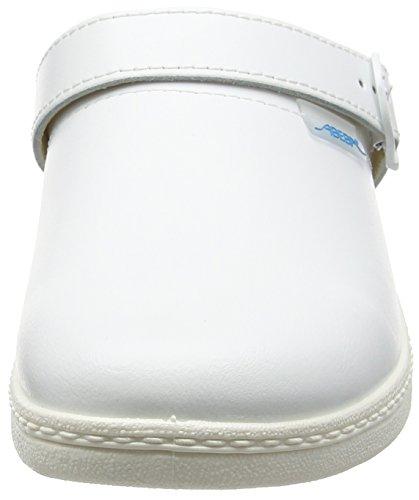 42 Chaussures Blanc Abeba The Taille 42 Original 7021 sabot HxSB7qx
