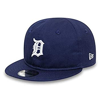 finest selection 02ae9 b7d93 New Era Infant League Essential 9FIFTY Snapback Cap (Detroit Tigers Blue)