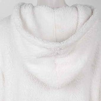 Darringls Abrigos de otoño, Suéter de Chaqueta Moda Camiseta de Manga Larga Mujer Jersey cálido Hoodie Felpa Sudadera con Capucha 2018: Amazon.es: Ropa y ...