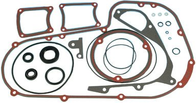 James Gaskets Gasket-Seal Primary Cover Kit for Harley Davidson 1980-93 FLT, FX - One Size (Primary Seal)