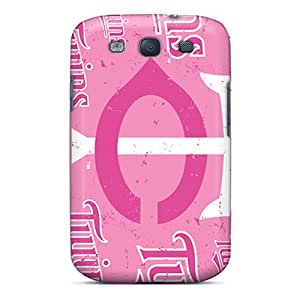 Scratch Protection Cell-phone Hard Cover For Samsung Galaxy S3 (ruR16776rTut) Allow Personal Design Fashion Minnesota Twins Image