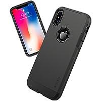 Sparin Hybrid Dual-layer iPhone X Case (Black)