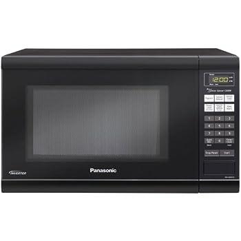Panasonic Nn-sn651b Countertop Microwave Oven With Inverter Technology, 1.2 Cu. Ft, 1200w, Black 0